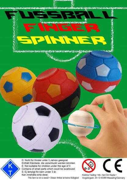 Fußball Fidget-Spinner